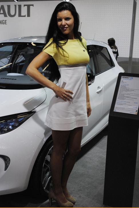 Bologna_Motorshow Hostess