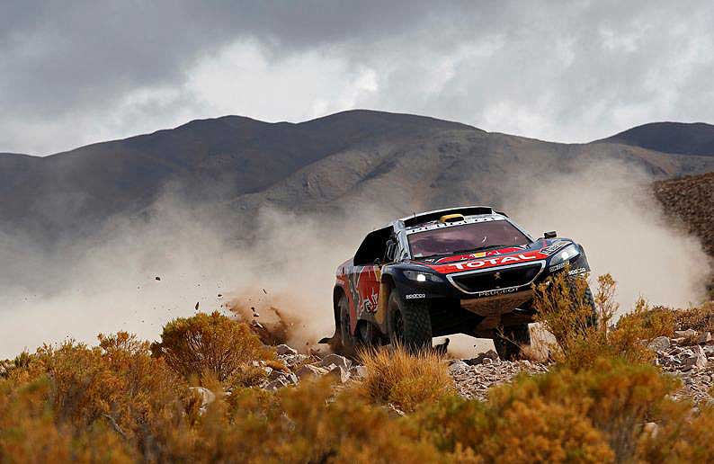 4� Stage Rally Raid - Categoria Auto - 4� tappa