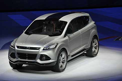 Ford - Ford Vertrek Concept a Detroit
