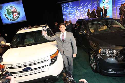 Ford - Premio North American Truck dell'anno vinto da Ford