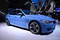 Auto BMW M3 Sedan al Salone di Detroit 2014