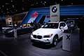 Stand BMW at the 2014 North American International Auto Show in Detroit
