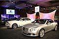 Bentley Shows off three vehicles at this Years Event, NAIAS 2014