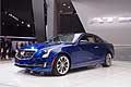 Cadillac ATS coupè debut at the Detroit Autoshow 2014