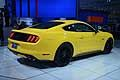 Ford Mustang GT muscle car at the Detroit Autoshow 2014