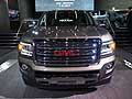 Pick-up GMC Canyon calandra al Detroit Autoshow 2014