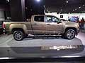 GMC Canyon profilo pick-up al Detroit Auto Show 2014