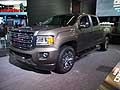 GMC Canyon poderoso pick-up al Detroit Auto Show 2014