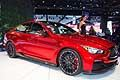 Infiniti Q50 Eau Rouge debut at Nord American International Auto Show in Detroit 2014