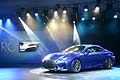 Worldwide Debut of the 2015 Lexus RC F at 2014 NAIAS