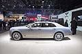 Bentley Flying Spur in vetrina al Naias di Detroit