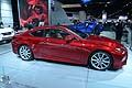 Lexus RC 350 al North American International Auto Show di Detroit, vista laterale