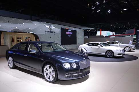 Detroit-Auto-Show Bentley
