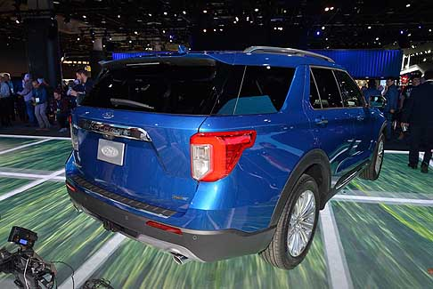 Detroit-AutoShow Ford