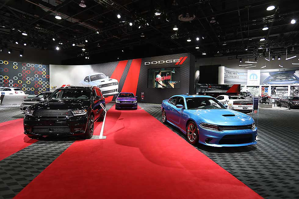 Detroit-AutoShow Dodge