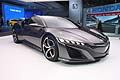 Acura NSX Concept world premiere at the Detroit Auto Show 2013