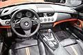 BMW Z4 sDrive 35is interni al Salone Internazionale dell´Automobile di Detroit 2013