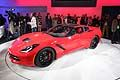 Chevrolet Corvette Stingray supercar word premier al salone di Detroit 2013