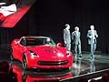 Corvette Stingray Unveil anteprima mondiale press conference al Detroit Auto Show 2013