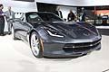 Chevrolet Corvette Stingray supercar al NAIAS di Detroit 2013