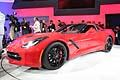 Chevrolet Corvette Stingray supersportiva al NAIAS di Detroit 2013