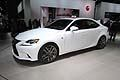 Lexus IS in anteprima al Salone di Detroit