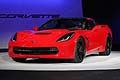 Cherolet Corvette C7 Stingray al Salone di Detroit 2013
