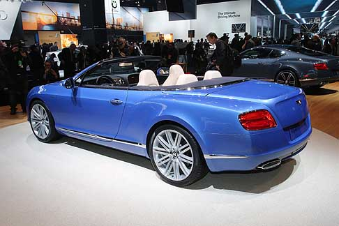 Detroit-Autoshow Bentley