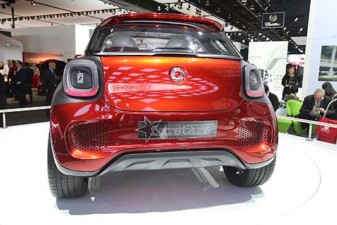 Detroit-Autoshow Smart
