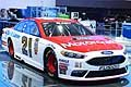 Ford Fusion Nascar at NAIAS 2016 in Detroit