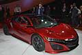 Acura NSX sport car world premiere at the 2015 NAIAS of Detroit