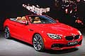 BMW 650i Convertible al NAIAS 2015 di Detroit