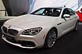 Luxury car BMW 650i Gran Coupe al NAIAS 2015 di Detroit