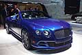 Bentley Continental GT at 2015 NAIAS of Detroit
