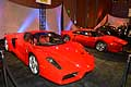 Ferrari at The Gallery at MGM Grand in Detroit NAIAS 2015