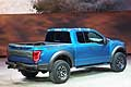 New Ford F 150 Raptor al NAIAS 2015 di Detroit