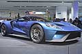 Ford GT world premiere at the 2015 NAIAS of Detroit