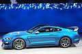 Shelby GT350 R Mustang laterale al Detroit Auto Show 2015