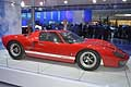 Ford GT profilo laterale al North American International Auto Show 2015 di Detroit