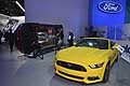 Ford Mustang at the 2015 North American International Auto Show of Detroit