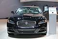Jaguar XJ luxury calandra al NAIAS 2015 di Detroit