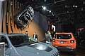 Jeep Renegade al Salone Internazionale di Detroit 2015
