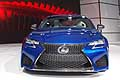 Lexus GS F Salandra al Salone dell´Automobile di Detroit 2015