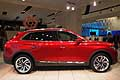 Lincoln MKX svelata al North American International Auto Show 2015 di Detroit