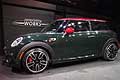 MINI John Cooper Works al NAIAS 2015 di Detroit