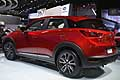 Mazda CX-3 retrotreno al NAIAS 2015 di Detroit