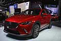 Mazda CX-3 al Salone Internazionale dell´Automobile di Detroit 2015