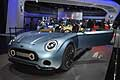 Mini Superleggera Vision concept at the NAIAS di Detroit 2015