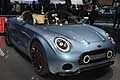 Mini Superleggera Vision concept car al NAIAS 2015 di Detroit