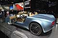 Mini Superleggera Vision concept retrotreno al Detroit Auto Show 2015
